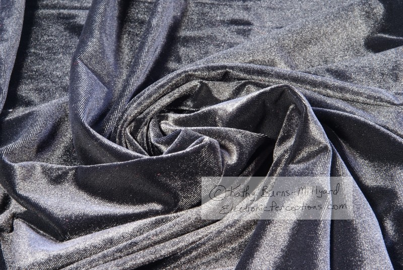 Stock Photo: Satin Background - by Kathy Burns-Millyard