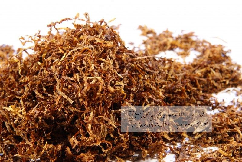 Health Stock Photo: Tobacco