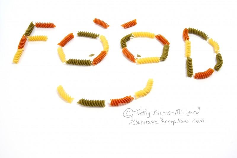 spaghetti Stock Photo: Pasta Food