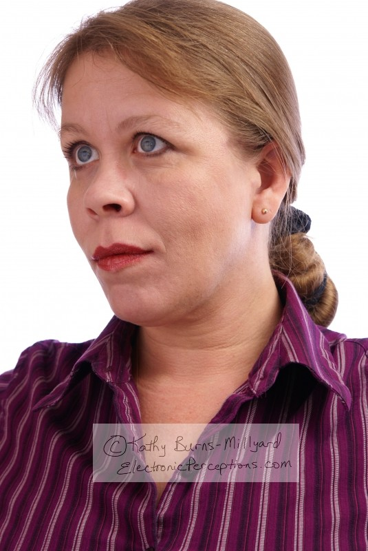 cosmetics Stock Photo: Hair Style