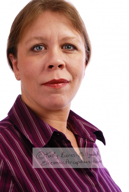 cherokee Stock Photo: Middle Aged Woman