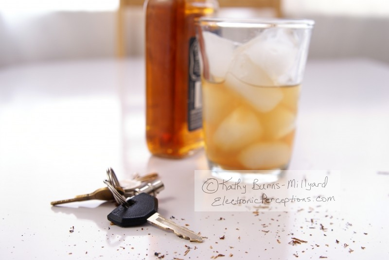 Stock Photo: Alcohol Concept - by Kathy Burns-Millyard