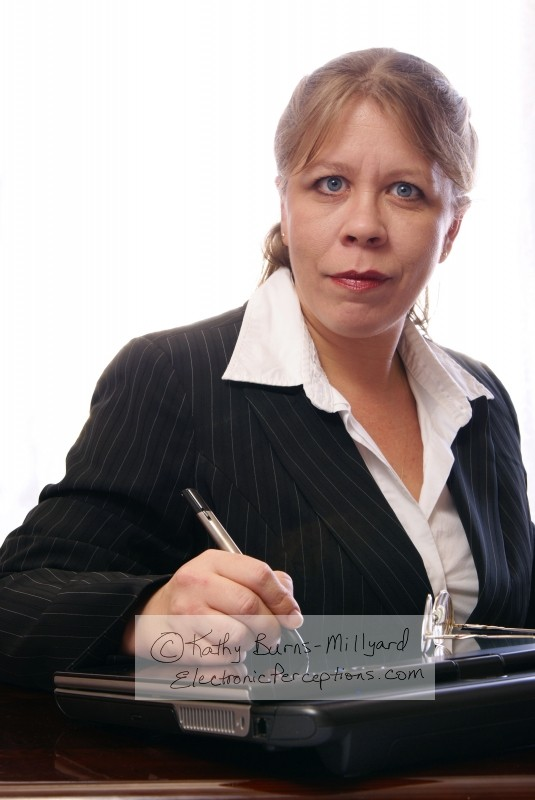 diversity Stock Photo: Business Woman