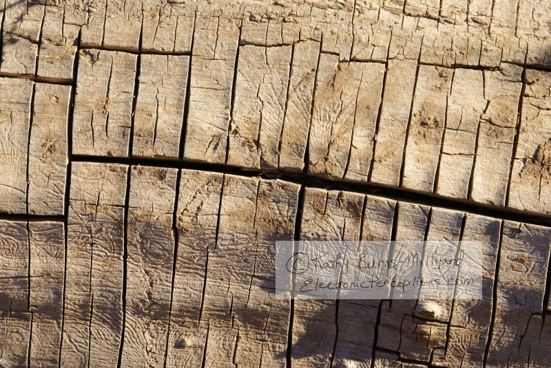 crack Stock Photo: Old Wood