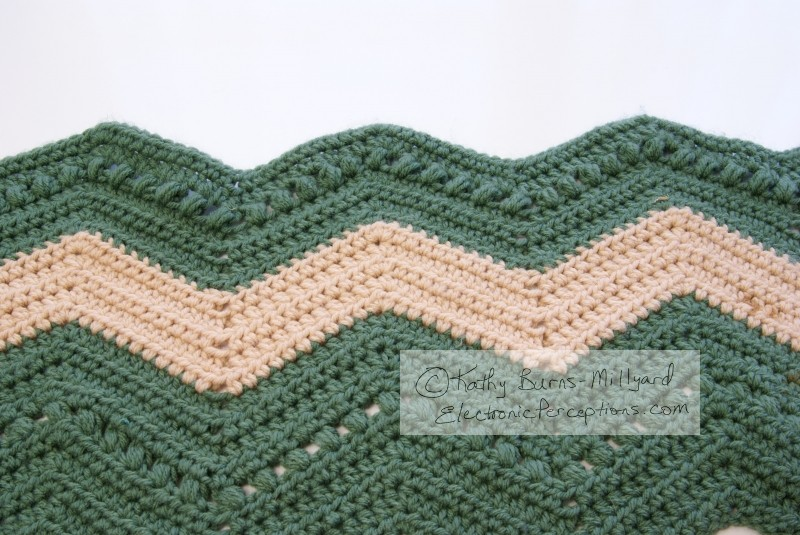 crochet Stock Photo: Crochet Pattern Texture