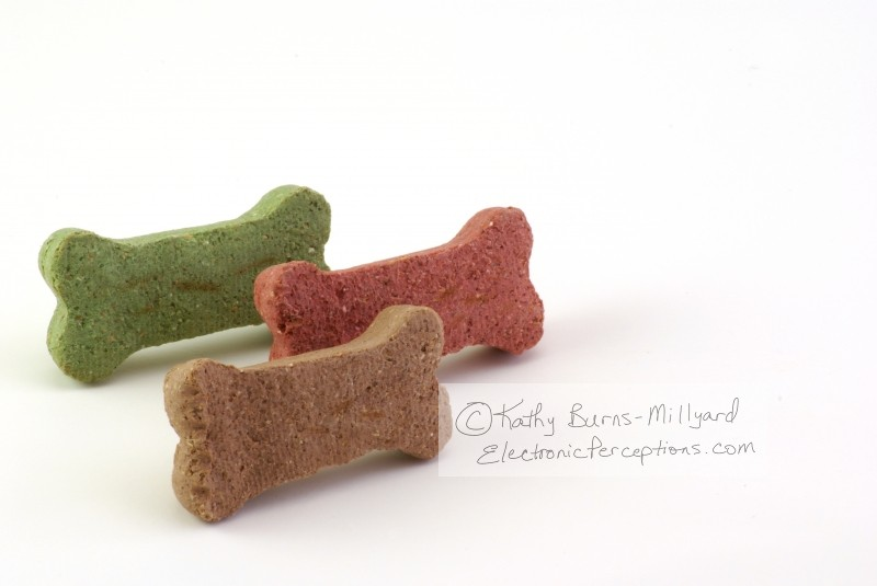 Animals Stock Photo: Dog Biscuits
