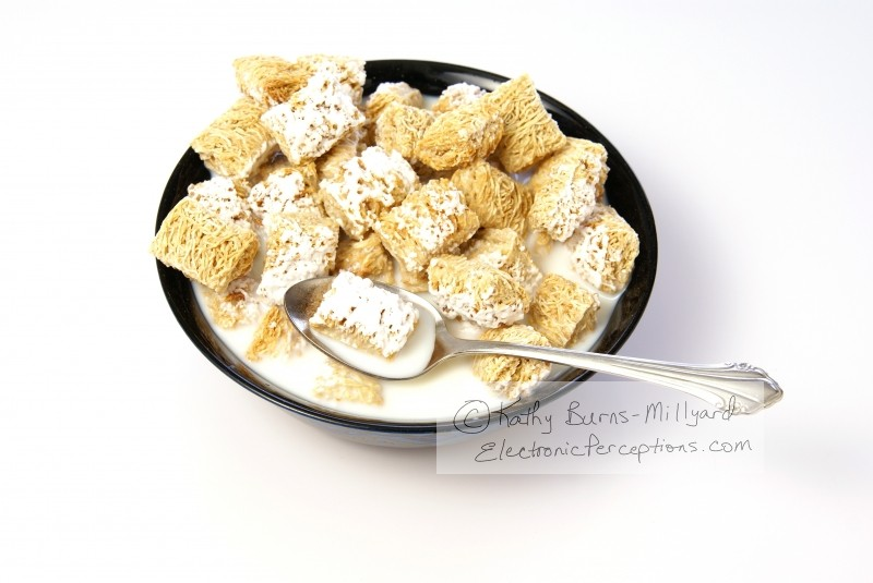 Stock Photo: Breakfast Cereal - by Kathy Burns-Millyard