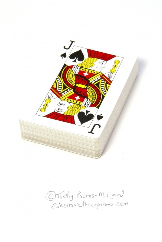 entertainment Stock Photo: Deck of Cards