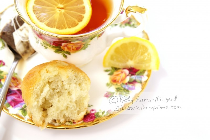 flower Stock Photo: Cake Muffin
