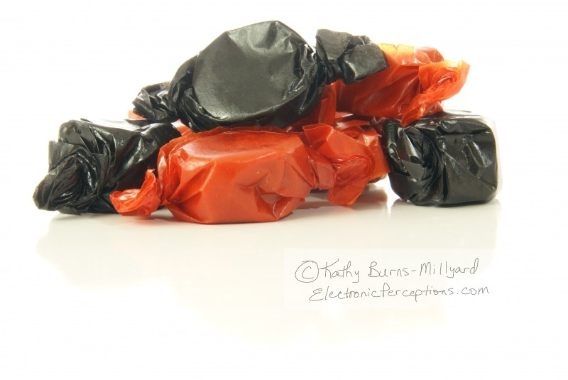 Stock Photo: Halloween Candy - by Kathy Burns-Millyard