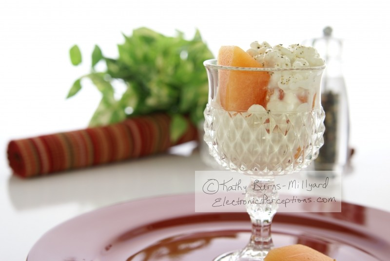 fruit Stock Photo: Healthy Meal