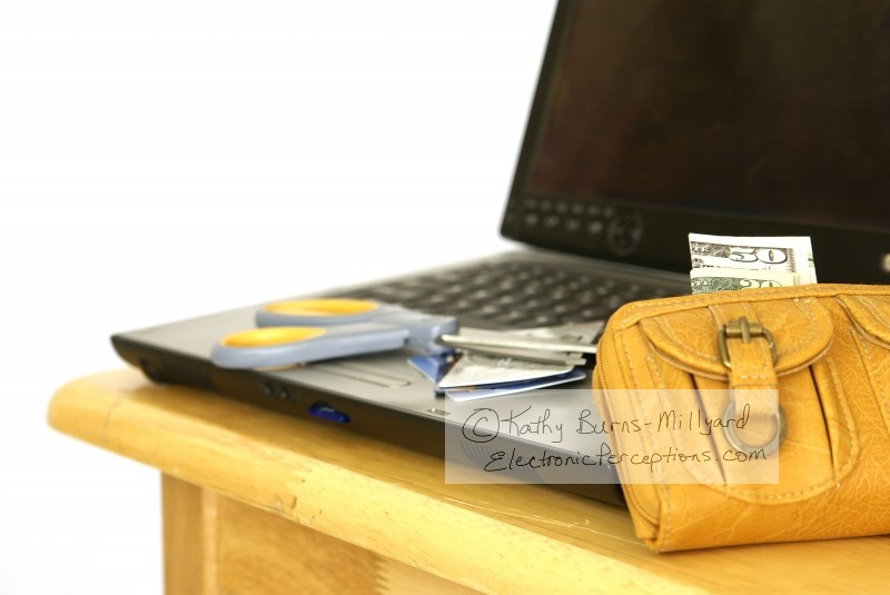 Stock Photo: Financial Problems - by Kathy Burns-Millyard