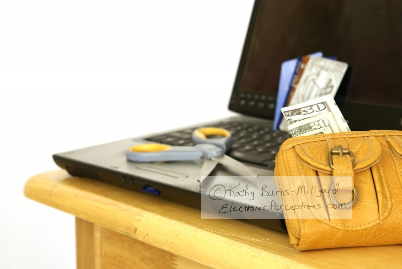 fifty Stock Photo: Financial Problems