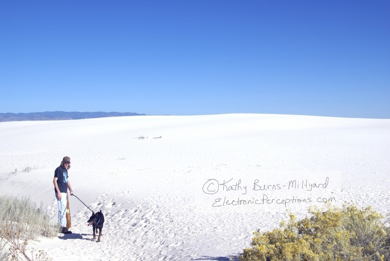 attraction Stock Photo: White Sands NM