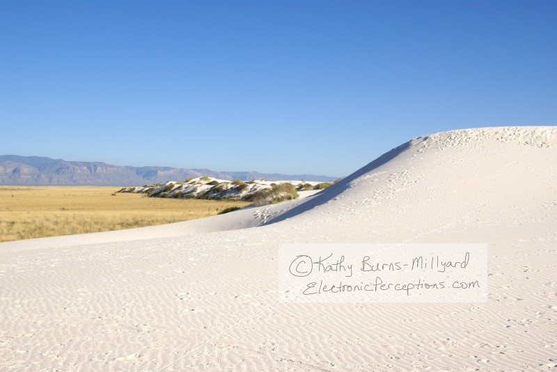 Nature Stock Photo: Sand Dunes