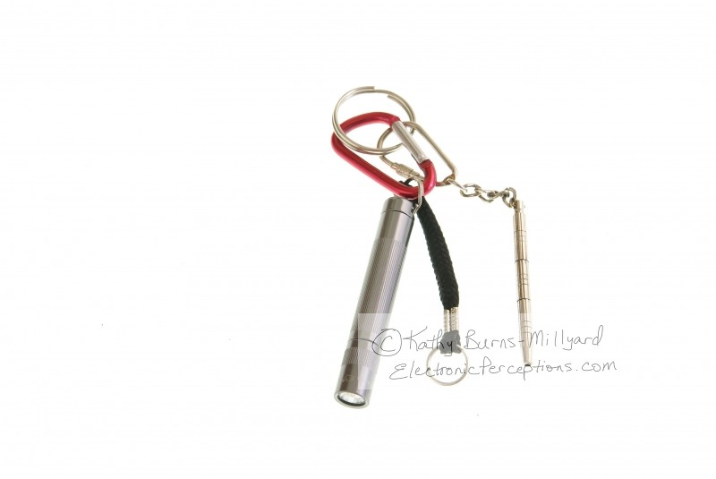 clip Stock Photo: Keychain Gadgets