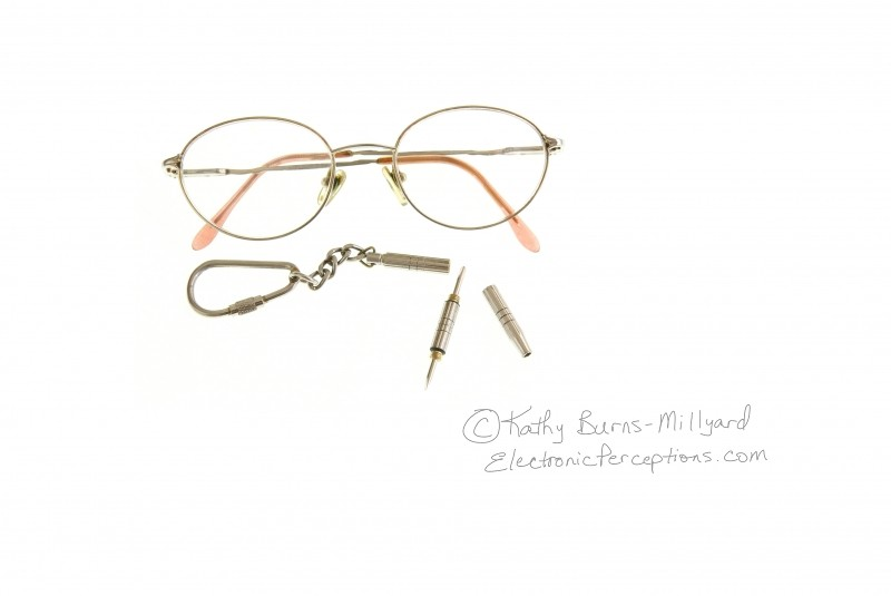 care Stock Photo: Eye Glasses