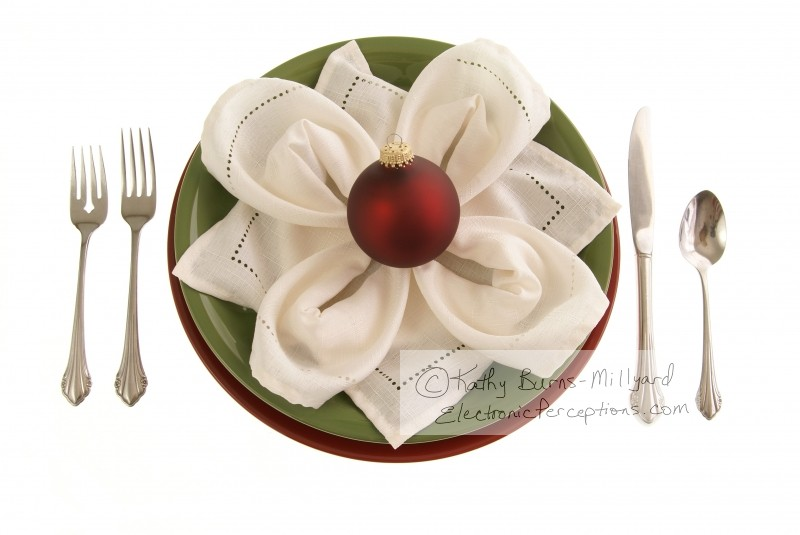 ball Stock Photo: Decorative Table