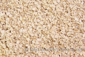 basics Stock Photo: Rolled Oats