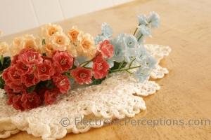 flowers Stock Photo: Vintage Decor
