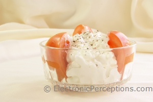 fabric Stock Photo: Cottage Cheese