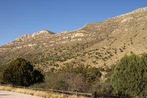 cliff Stock Photo: Rocky Mountain Cliff