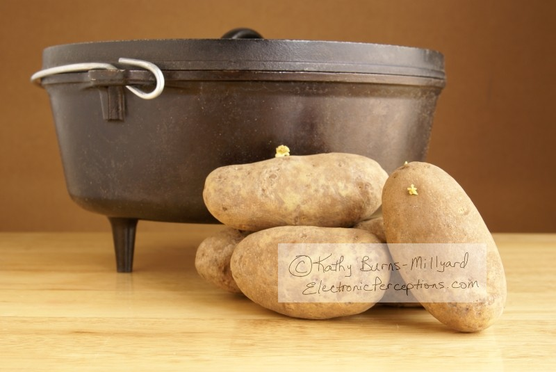 cast iron Stock Photo: Rustic Cooking