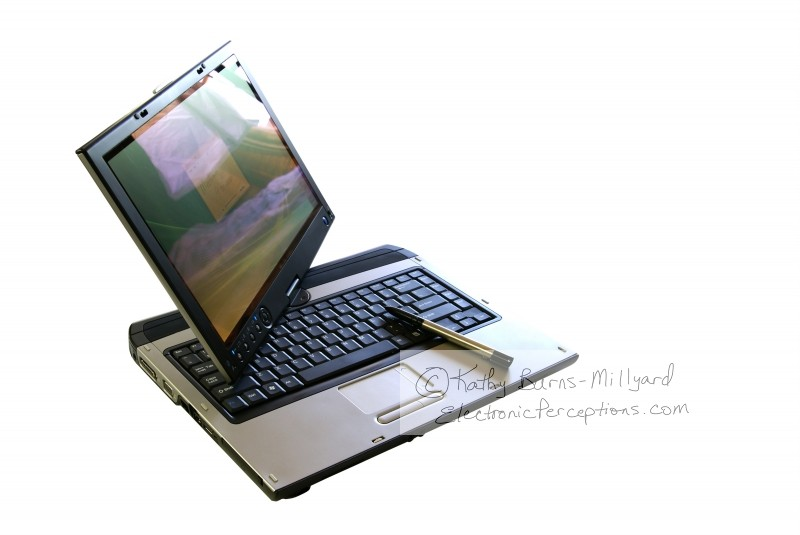 black Stock Photo: Tablet PC