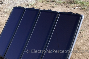 fuel Stock Photo: Home Solar Panels