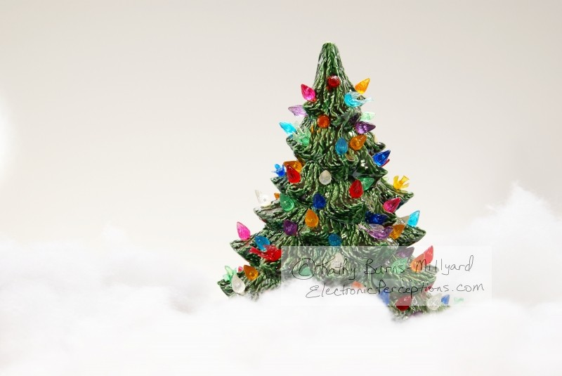 ceramic Stock Photo: Christmas Tree
