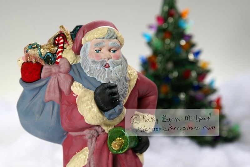 Stock Photo: St. Nick - by Kathy Burns-Millyard