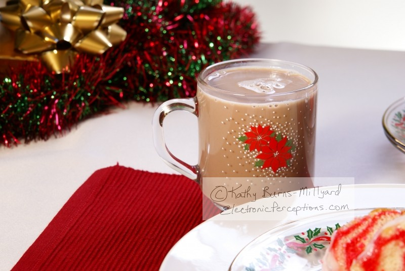 xmas Stock Photo: Cocoa