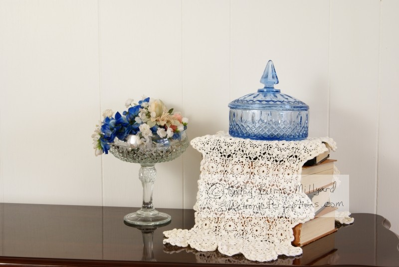 crochet Stock Photo: Home Decor