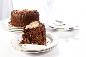 Stock Photo Thumbnail: Chocolate Cake