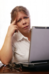 Stock Photo Thumbnail: Woman with Headache