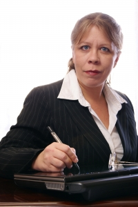 Stock Photo Thumbnail: Business Woman