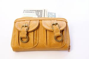 Royalty Free Image: Woman's Wallet