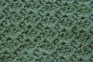 Stock Photo Thumbnail: Crochet Texture