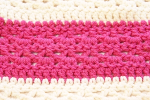 Stock Photo Thumbnail: Crochet Pattern Texture