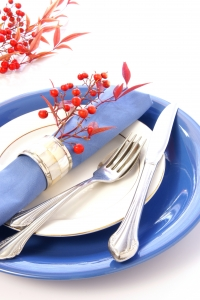 Royalty Free Image: Table Setting