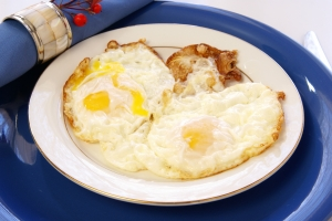 Stock Photo Thumbnail: Fried Eggs