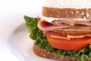 Stock Photo Thumbnail: Healthy Sandwich