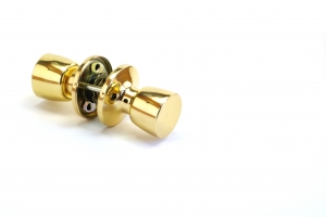 Royalty Free Image: Shiny Door Knobs