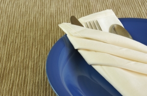 Stock Photo Thumbnail: Fancy Table Setting