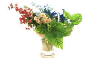 Royalty Free Image: Silk Flower Arrangement