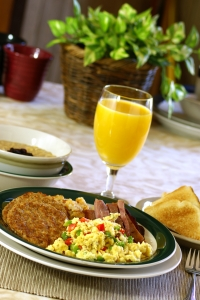 Royalty Free Image: Hearty Breakfast