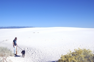 Stock Photo Thumbnail: White Sands NM