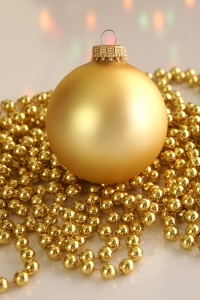 Royalty Free Image: Gold Ornament