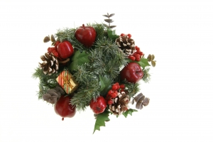 Stock Photo Thumbnail: Christmas Greenery
