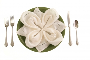 Royalty Free Image: Elegant Table Setting